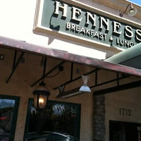 Photo taken at Hennessey's Tavern by Michele H. on 5/23/2012
