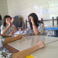 Photo taken at Saint Peter's School by Vanessa M. on 9/19/2012