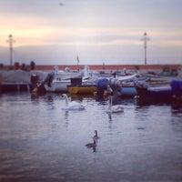 Photo taken at Porto di Garda by Plotnikova E. on 12/18/2012