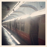 Photo taken at MBTA Ruggles Station by Chad O. on 2/15/2013