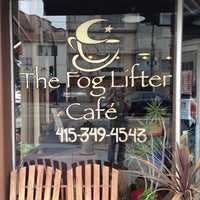 Photo taken at The Fog Lifter Café by John T. on 6/15/2013