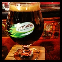 Photo taken at Tighthead Brewing Company by Joanna C. on 2/15/2013