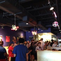 Photo taken at BGR - The Burger Joint by David S. on 7/5/2014