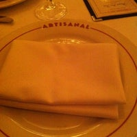 Photo taken at Artisanal Fromagerie & Bistro by Audrey D. on 7/25/2013