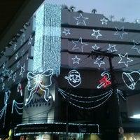 Photo taken at Atlântico Shopping by Bernardo C. on 12/16/2012