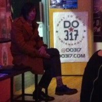 Photo taken at Do317 Lounge by Lindsay M. on 2/12/2013