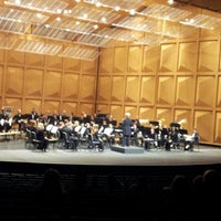 Photo taken at Koger Center For The Arts by Brittany S. on 10/9/2012