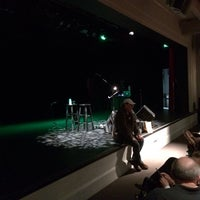 Photo taken at Carriage House Theater by Gordon G. on 1/12/2014