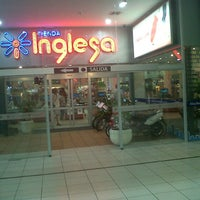 Photo taken at Tienda Inglesa by Gabriel M. on 2/1/2013