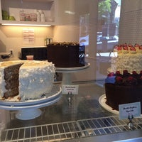 Photo taken at Petunia's Pies & Pastries by Maya Z. on 7/25/2014
