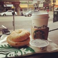 Photo taken at Starbucks by Samantha M. on 3/15/2013