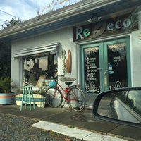Photo taken at Re-eco Design by Natalie D. on 12/4/2015