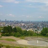 Photo taken at Asahiyama Kinen Park by jjtama on 6/24/2013