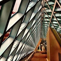 Photo taken at Seattle Central Library by Paul S. on 12/10/2012