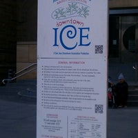 Photo taken at Downtown Ice by Catherine S. on 1/1/2013