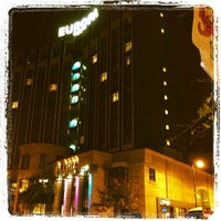 Photo taken at Europa Hotel by Dustin S. on 10/16/2012