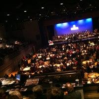 Photo taken at Bell Auditorium by John B. on 12/15/2012