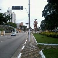 Photo taken at Avenida Santo Amaro by Eduardo T. on 3/27/2013