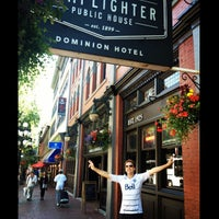 Photo taken at The Lamplighter Public House by Felix T. on 7/14/2013