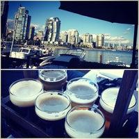 Photo taken at Dockside Restaurant by Felix T. on 7/12/2013
