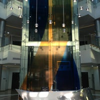 Photo taken at SABIC Academy by Ian S. on 2/19/2013