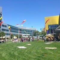 Photo taken at URL's Cafe at Yahoo! by Henriette on 6/27/2013
