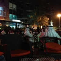 Photo taken at Stefano's مقهى ستيفانوز by Abdulrahman A. on 10/27/2012