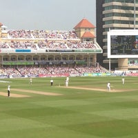Photo taken at Trent Bridge Cricket Ground by Tony S. on 7/12/2013