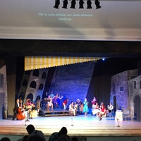 Photo taken at Летен Театър (The Summer Theatre) by Ника К. on 7/15/2016