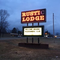 Photo taken at Rustic Lodge by Anthony B. on 3/21/2015