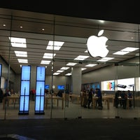 Photo taken at Apple Store, The Americana at Brand by Sean P. on 1/10/2013