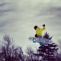 Photo taken at Carinthia Parks at Mount Snow by Kyle Z. on 2/7/2013