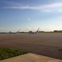 Photo taken at Auburn University Regional Airport (AUO) by Maggie S. on 5/23/2013
