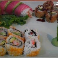 Photo taken at Matsu Sushi by Lore P. on 6/27/2013