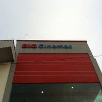 Photo taken at BIG Cinemas by haihu b. on 3/2/2013