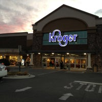 Photo taken at Kroger by Francesca B. on 11/20/2012