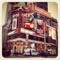 Photo taken at Crowne Plaza Times Square Manhattan by Maria G. on 1/9/2013