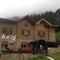 Photo taken at Bukla Oberj by Ernur  K. on 8/7/2013