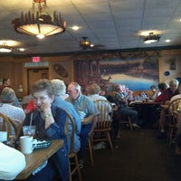 Photo taken at Montana Mike's Steakhouse by Chris P. on 6/11/2013