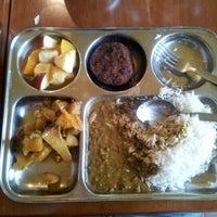 Photo taken at Beas Vegetarian Dhaba by Jenda Š. on 11/7/2012