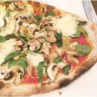 Photo taken at Prato Pizzeria Cafe by Corinne P. on 3/9/2014