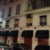 Photo taken at L'ARC Paris by Victoria D. on 4/4/2013