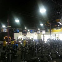 Photo taken at Planet Fitness by Travis D. on 7/11/2014