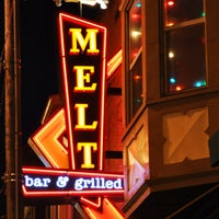Photo taken at Melt Bar & Grilled by Matt F. on 11/23/2015
