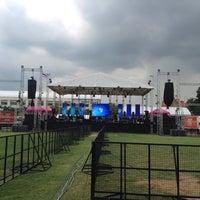 Photo taken at เข่ือนเรียงหิน by Godzili D. on 9/5/2014
