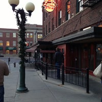 Photo taken at Lazlo's Brewery & Grill - Haymarket by Rebecca R. on 12/6/2012