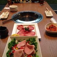 Photo taken at 網焼きレストラン見蘭 by yuko on 6/22/2014