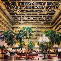 Photo taken at Orlando International Airport (MCO) by Ilia B. on 11/19/2013