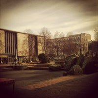 Photo taken at University of Victoria by Vanessa B. on 2/4/2013