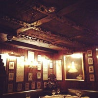 Photo taken at Keens Steakhouse by Tsunemi K. on 7/13/2013